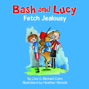 Bash and Lucy Fetch Jealousy Hits Amazon's Top Charts